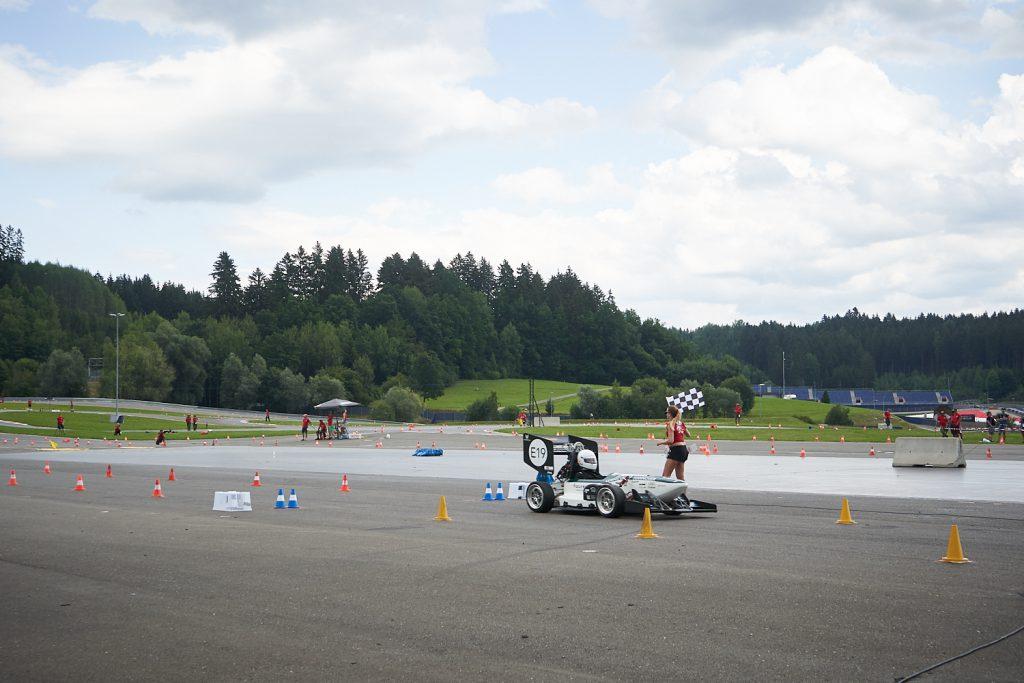 2019-07-31 erster Renntag und abschließende Tests am Auto